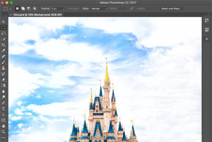 Adobe Photoshop CC 2017 integration with Evolphin Zoom
