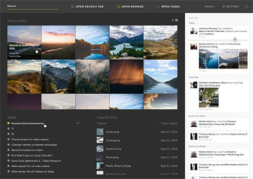 Video and media assets management in Evolphin Zoom