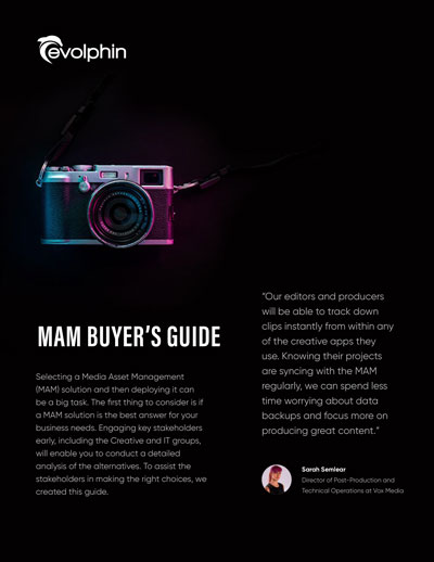 MAM Buyer's Guide